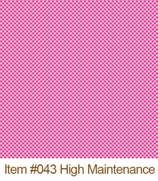 043_HIGH_MAINTENANCE