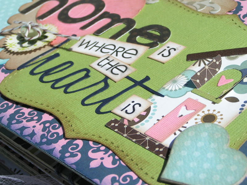 Home is Where the Heart is - Kitting and Sample 011