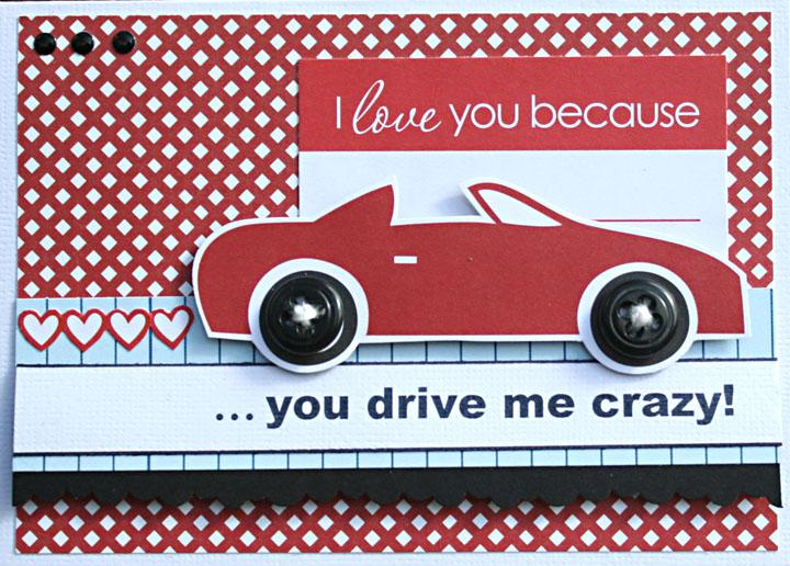 CardDrive me Crazy