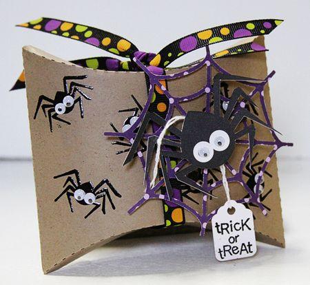 SHERI TREAT BOX box