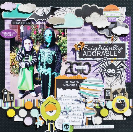 KERRYN ADORABLE layout
