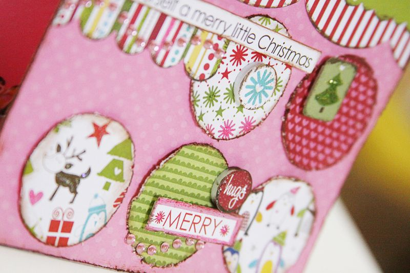WENDY CHRISTMAS carddetail