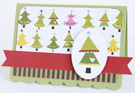 GRETCHEN TREE card