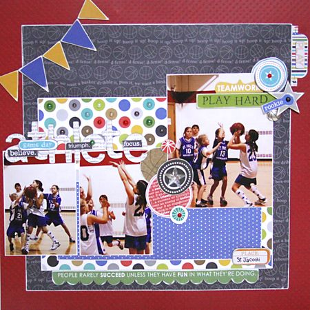 Bella blvd studio blog bella cha buzz stephanie ahtlete layout pronofoot35fo Image collections