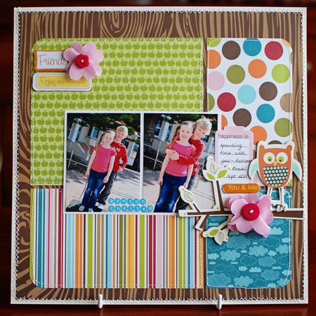 Kim Arnold_You & Me_layout
