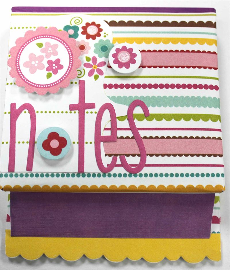 Jennifer Edwardson - Spring Notes 1