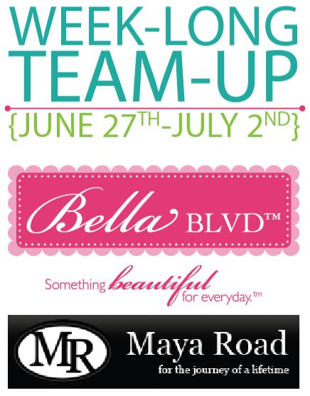 1 BELLA AND MAYA TEAM UP WEEK