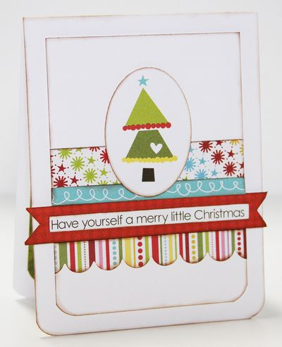 GAIL CHRISTMAS card