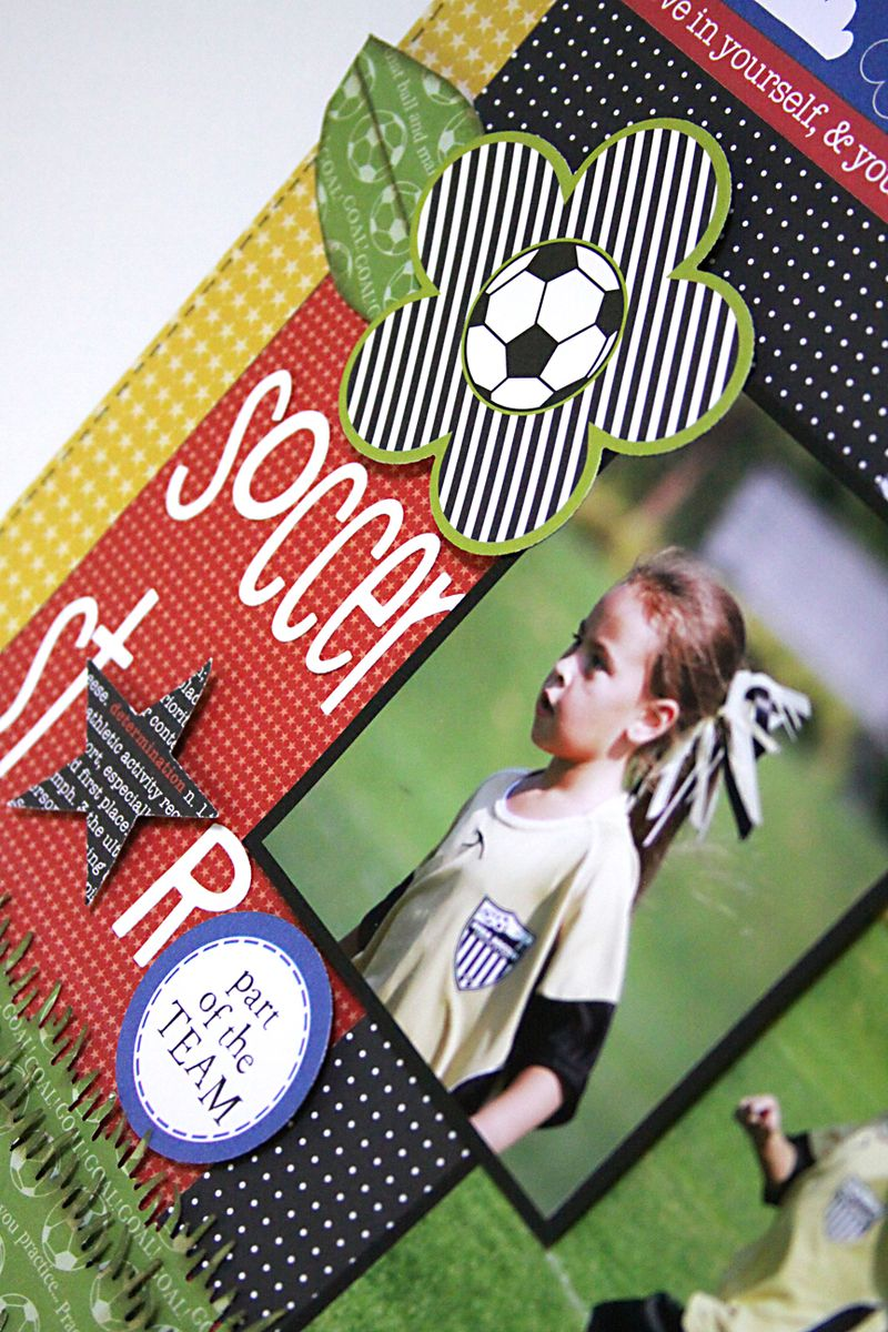 MICHELLE LANNING SOCCER layoutdetail