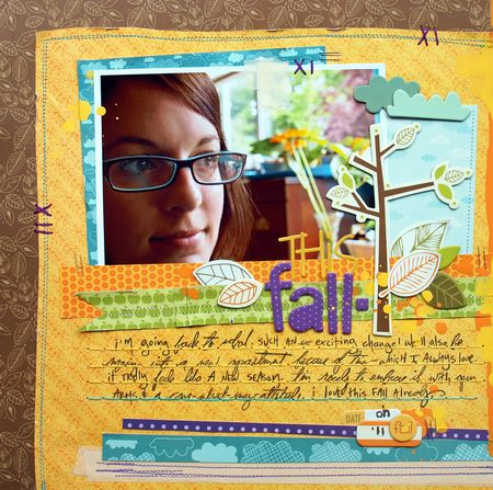 MICHELLE CLEMENT THIS FALL layout