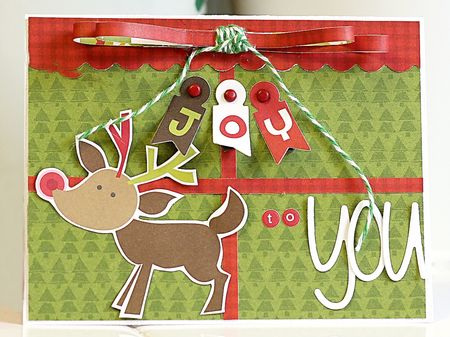MICHELLE LANNING YOU card