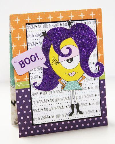 TANISHA BOO card