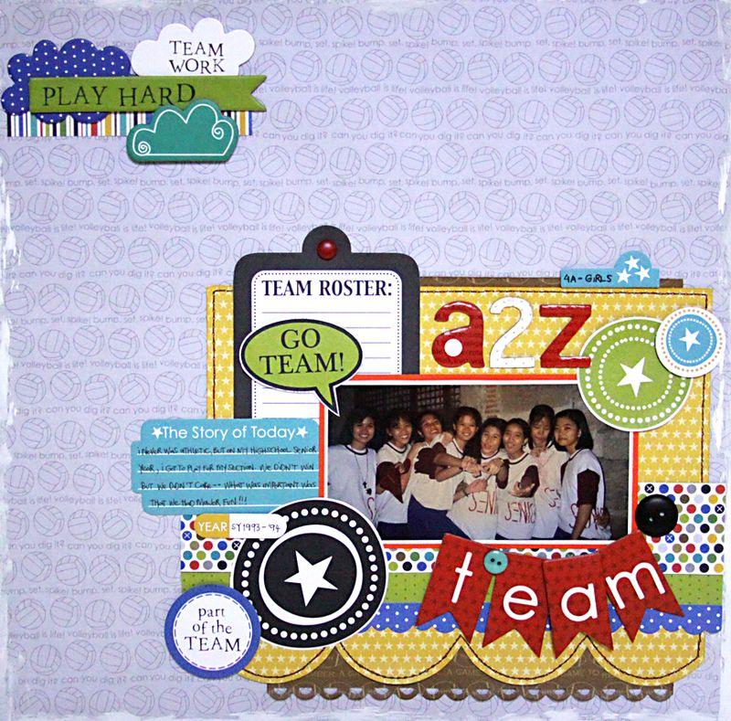 JANIS A2Z layout