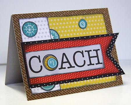 KATHERINE COACH card