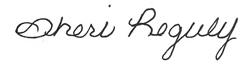 Signature _ Sheri Reguly