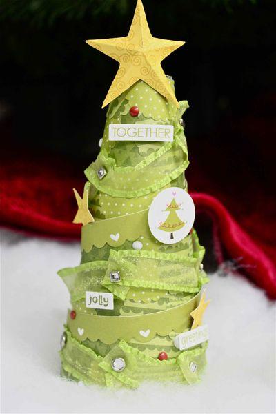 Jennifer edwardson - Christmas Trees (Single Shot 1)