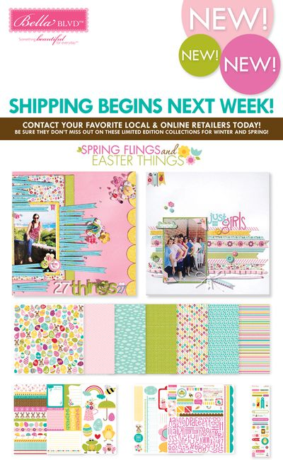 CONSUMER SPRING FLINGS AND EASTER THINGS