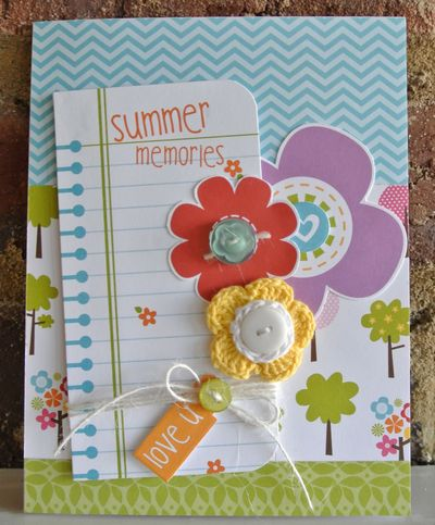 GailHoecker_SunshineHappiness_SummerMemories_card