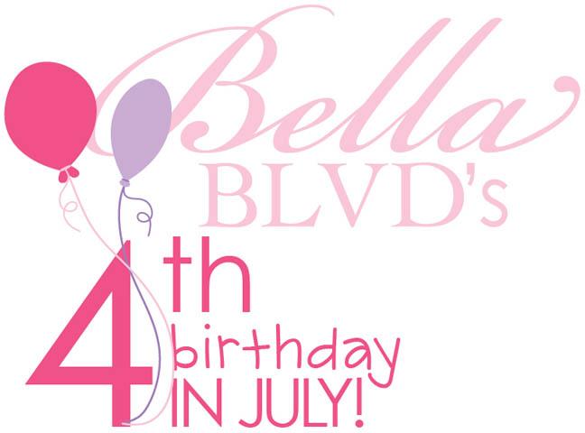 BELLAS FOURTH BIRTHDAY