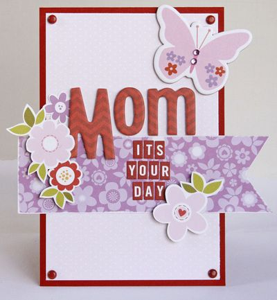 Gretchen McElveen_Its Your Day card