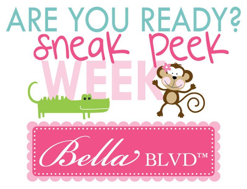 SNEAK PEEK WEEK blog image