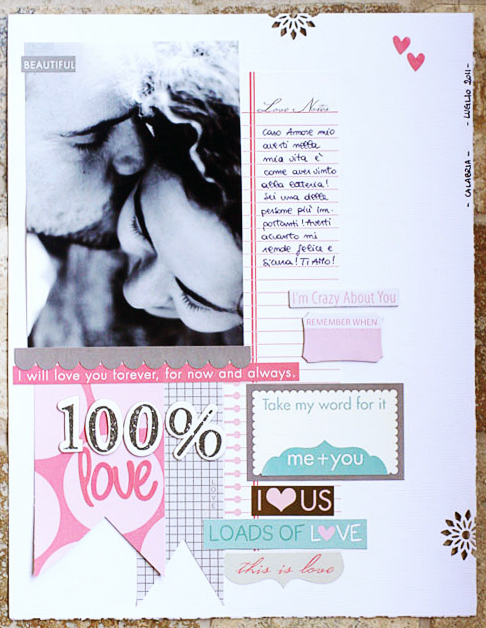 Loredana_100%love