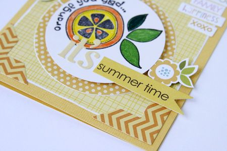 Gretchen McElveen_S&H stamps Its summer time card_closeup