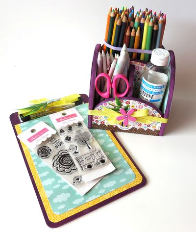 MJHamel_Coloring station_AlteredArt_1