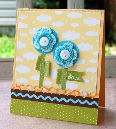Charity_just because card