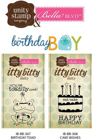 BELLA UNITY-BIRTHDAY BOY