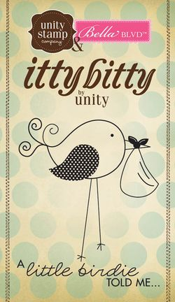 BELLA BLVD UNITY WERE EXPECTING-A LITTLE BIRDIE TOLD ME