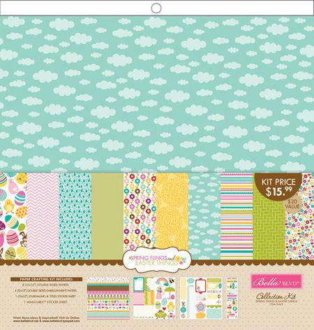 449 COLLECTION KIT SPRING FLINGS