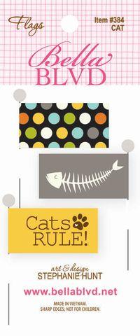 384 FLAGS CAT