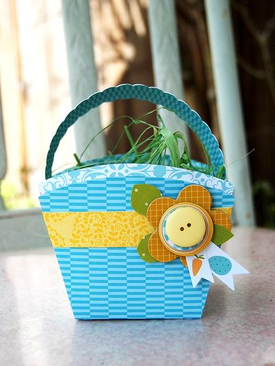 Charity easter basket