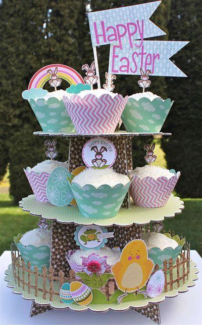 Jennifer edwardson cupcake stand 1
