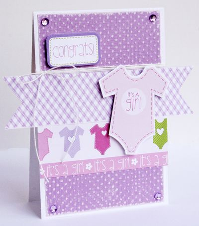 GretchenMcElveen_Coordinations_Congrats_Baby girl_card