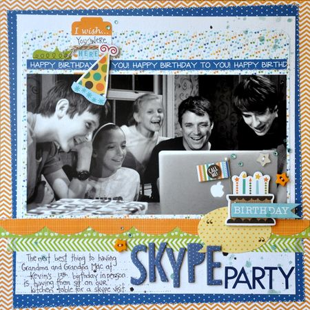 KatherineMcElvain_BirthdayBoy_SkypeParty1