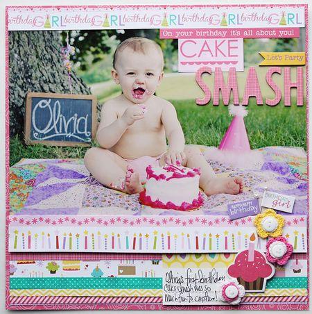 Meganklauer_birthday girl_cake smash