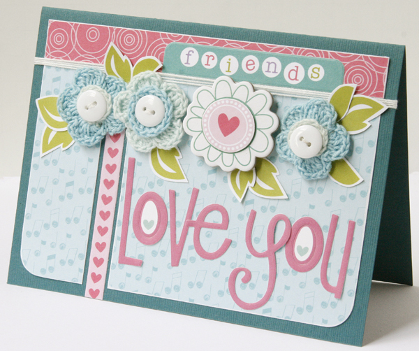 GretchenMcElveen_Crochet Flowers card1_Love you