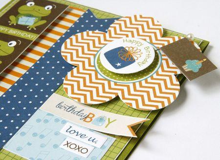 Gretchen McElveen_Birthday card_Happy birthday close up