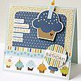 GretchenMcElveen_Birthday Boy card2_Happy birthday cupcake card
