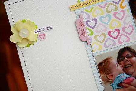 Kim Arnold_Sweet baby Cakes_detail 2