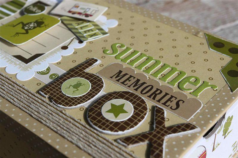 Jennifer edwardson - summer memories boy 15