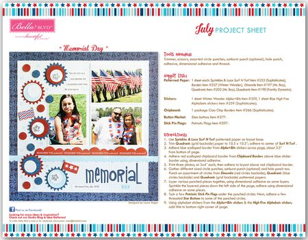 PATRIOTIC PROJECT SHEET2
