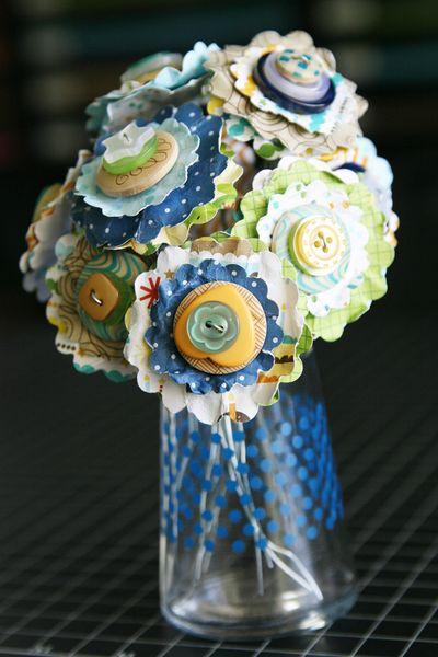 LauraVegas_ButtonFlower_Vases_BirthdayBoy