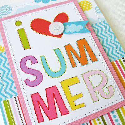 KathyMartin_Sunshine&Happiness_ILoveSummer_Card2