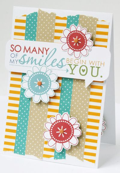 GretchenMcElveen_Designer Tapes card1_So Many Smiles