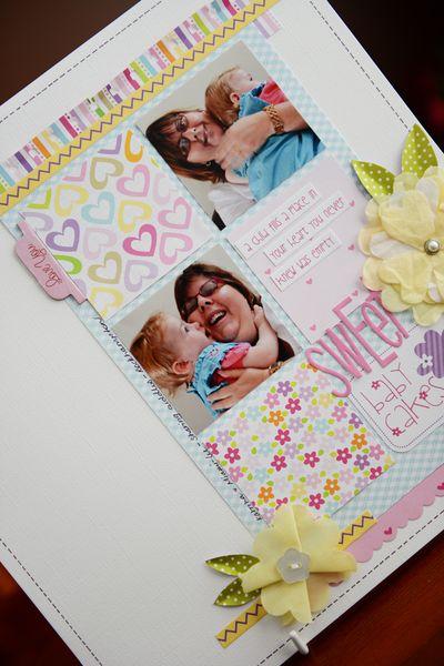 Kim Arnold_Sweet baby Cakes_detail 1