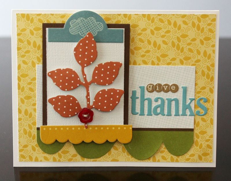Alice Carman Give Thanks