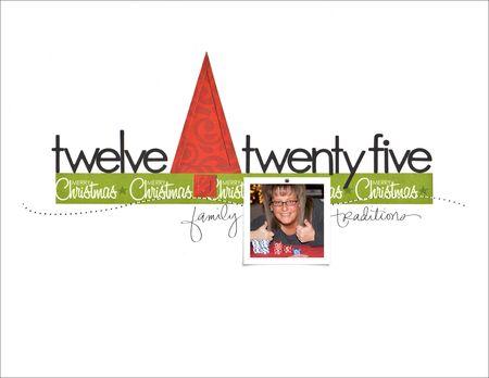 WendyBretz - Twelve Twenty Five
